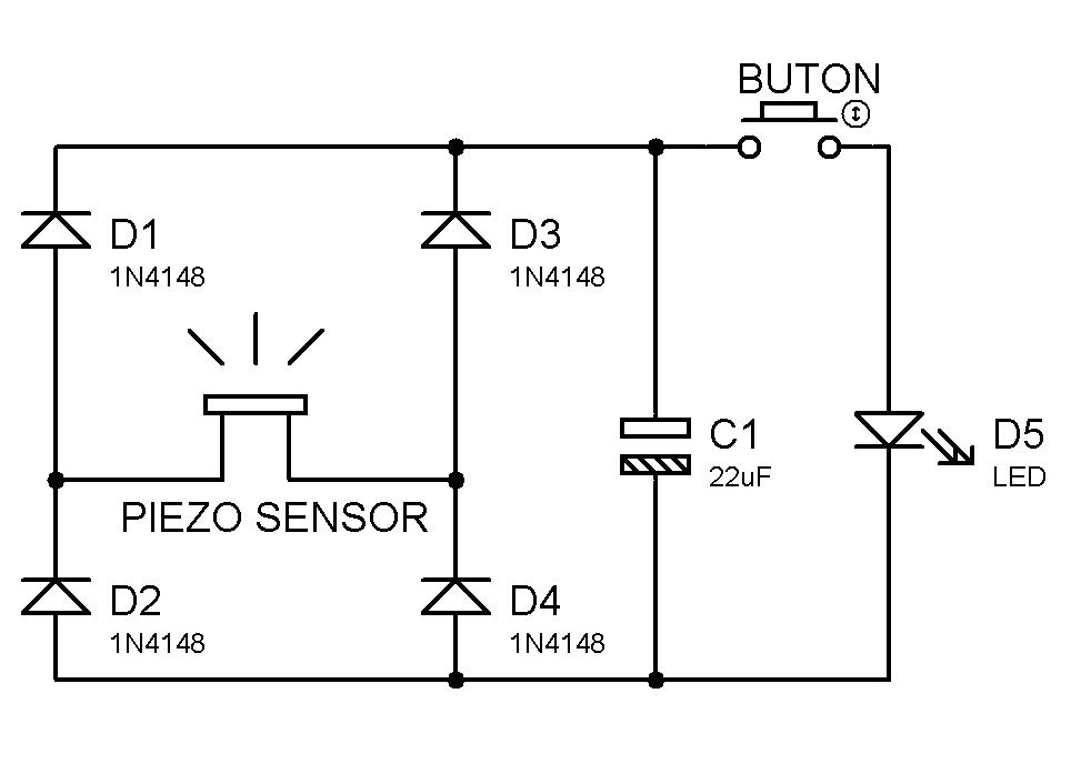 piezo-sensör