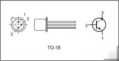 2N2222A-npn-general-purpose-rf-300MHZ-2N2222-transistor