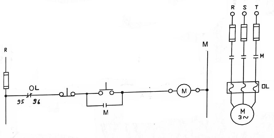 2 asenkron motırun sürekli bir yönde çalıştırılması