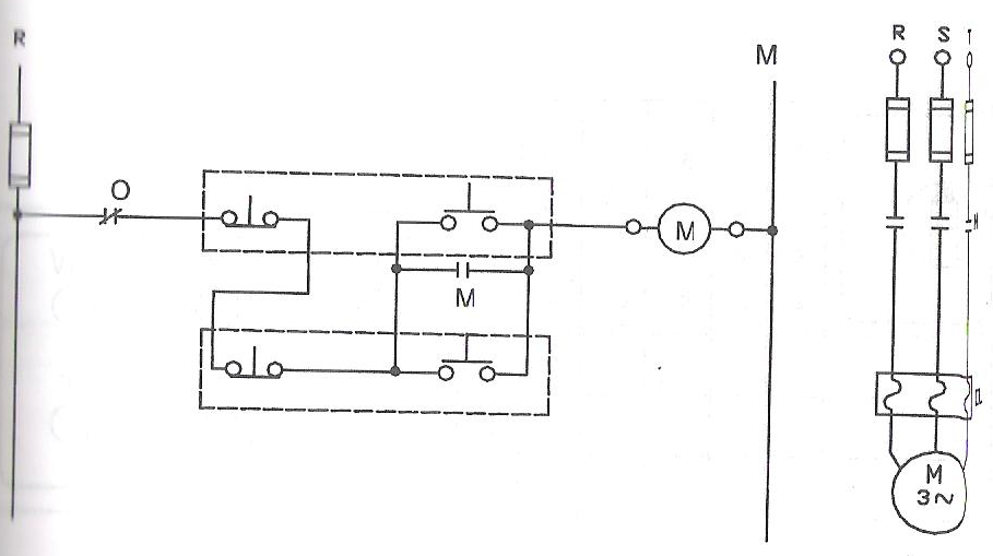 4 asenkron motorun iki kumanda merkezli çalıştırılması